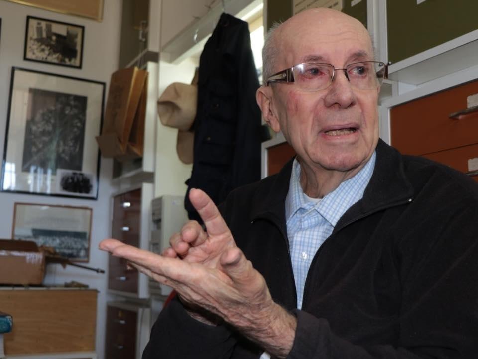 Dr. Guillermo Whyttembury (1929-2016) Homenaje Postumo